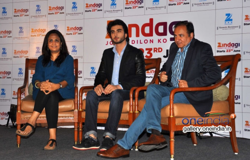 Zee group launched new Television channel Zindagi Photos