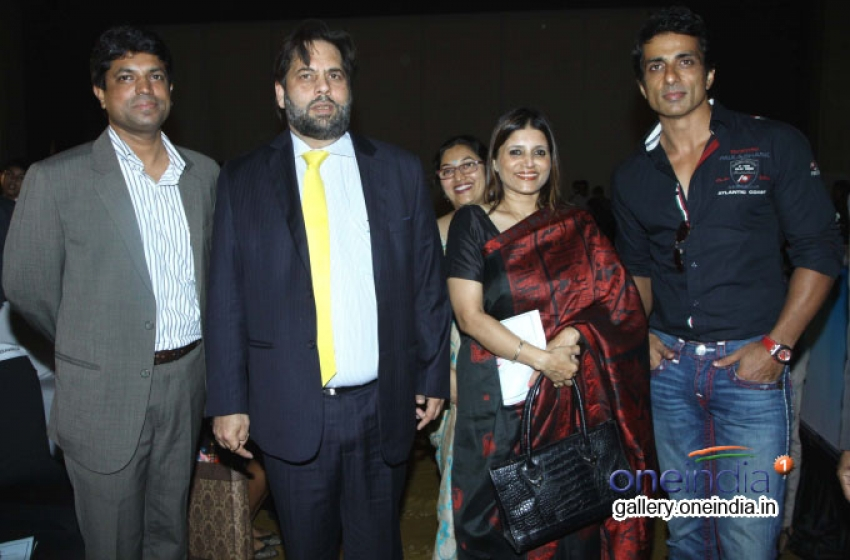 Sonu Sood Launched Viva 6 Photos