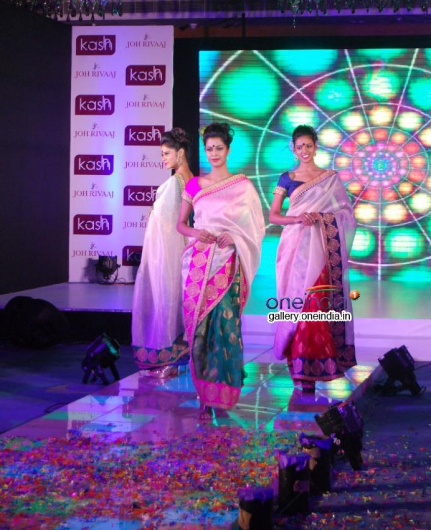 Actress Shraddha Das at Marie Gold Hotel Photos
