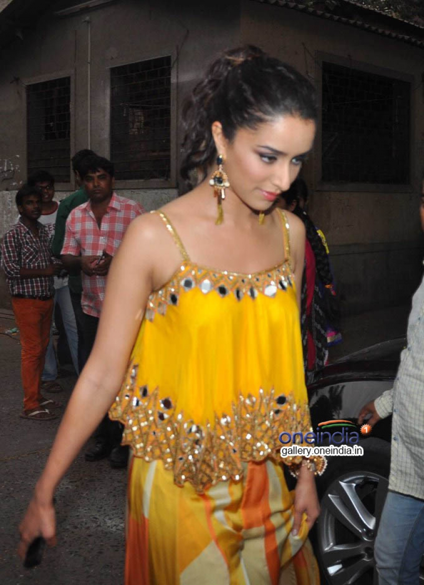 Ek Villain Promotion at Jhalak Dikhhla Jaa 7 Photos