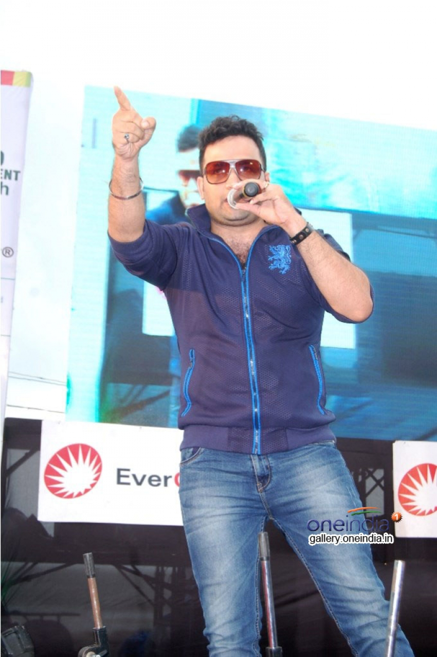 Celebrities at World Environment Day 2014 Photos
