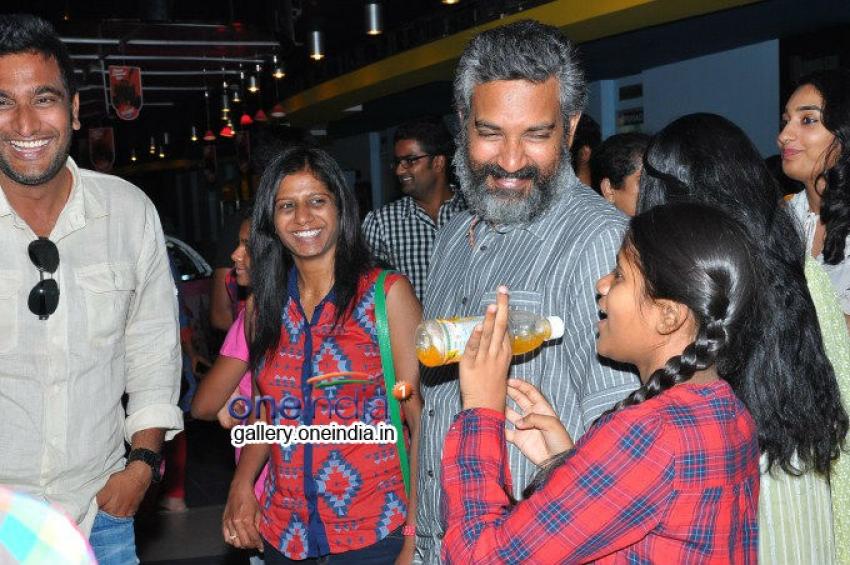 Oohalu Gusagusalade Preview Show at Imax Photos
