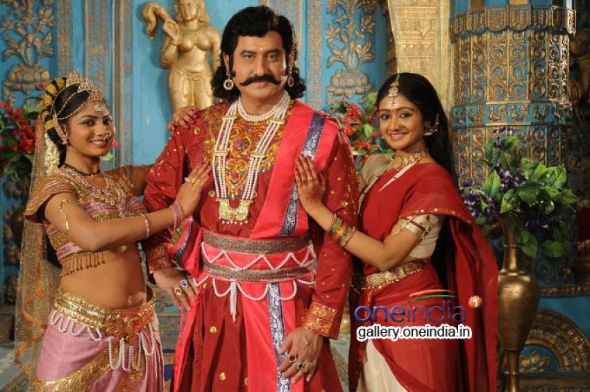 Sri Vasavi Kanyaka Parameswari Charitra Photos