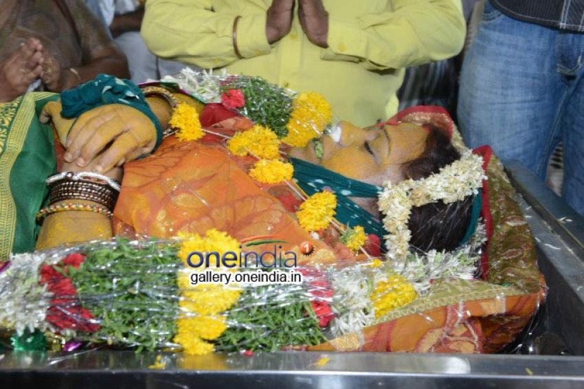Telangana Shakuntala Death Pics Photos
