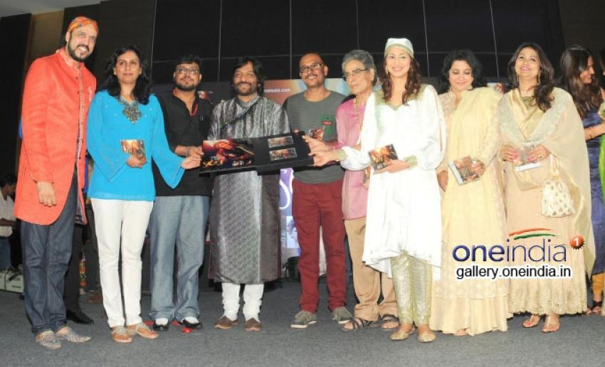 The Sound Of Sufi Music Album Launch Photos