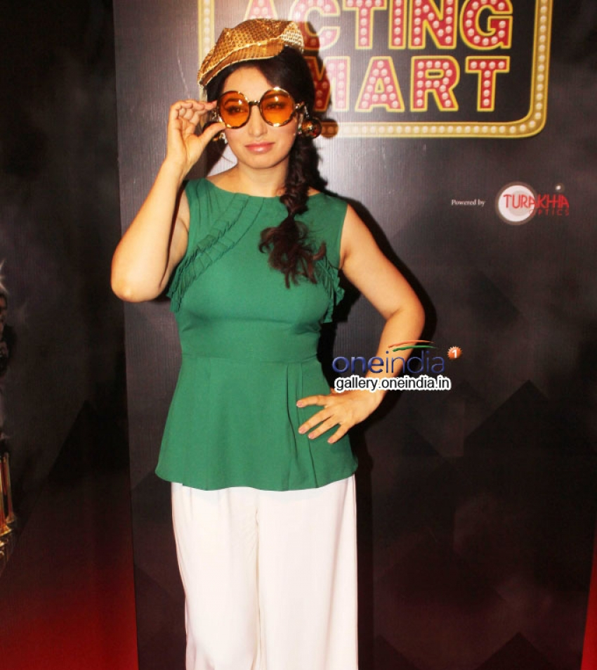 Tisca Chopra's Book Acting Smart success party Photos