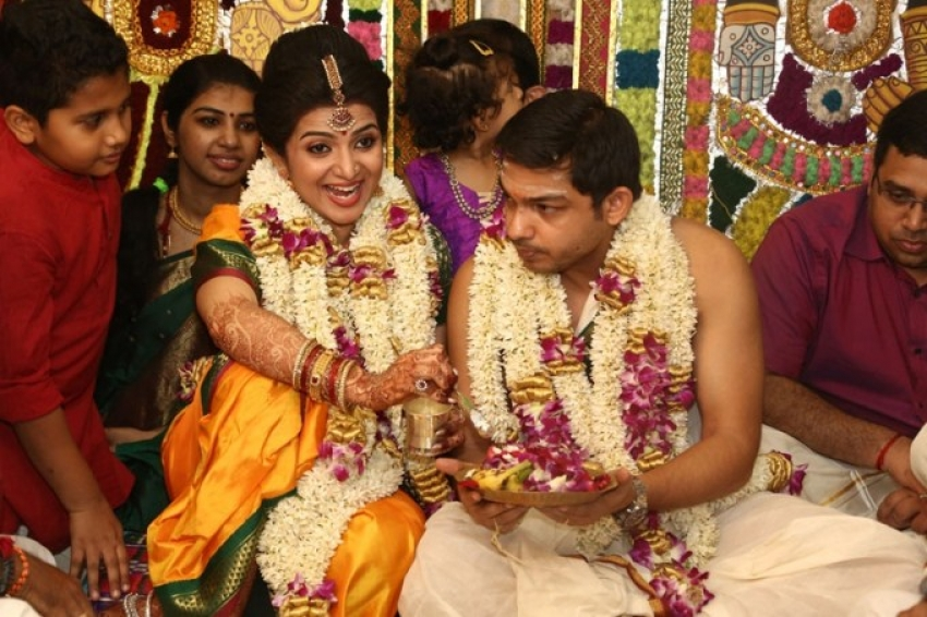 Vijay TV Anchor DD's  - Divyadarshini Wedding Photos