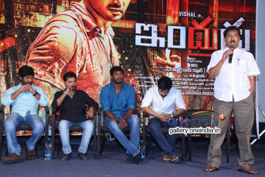 Indrudu Movie Success Meet Photos