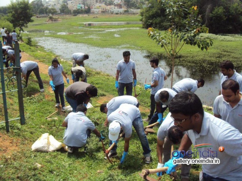 World Environment Day in Uttarahalli, Bangalore Photos