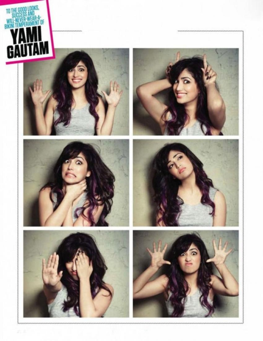 Yami Gautam FHM Magazine Photoshoot Photos