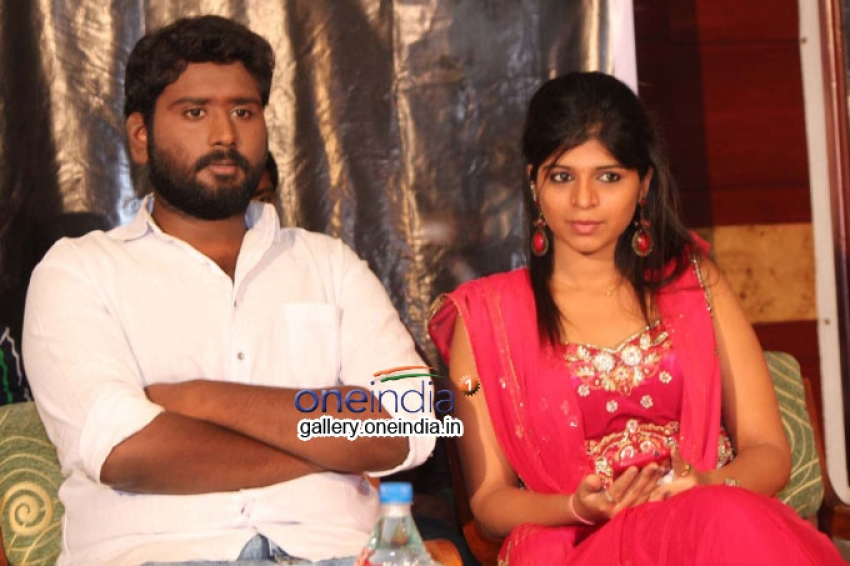 54321 Film Press Meet Photos