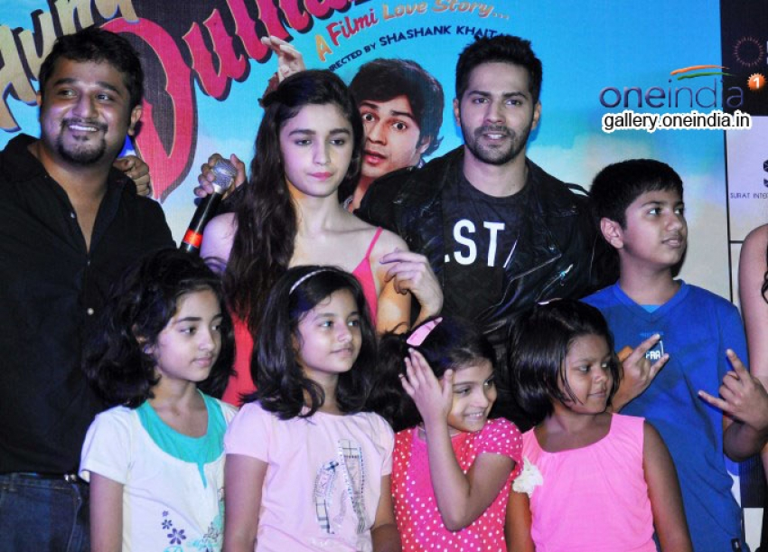 Humpty Sharma Ki Dulhania Promotion at R City Mall Photos