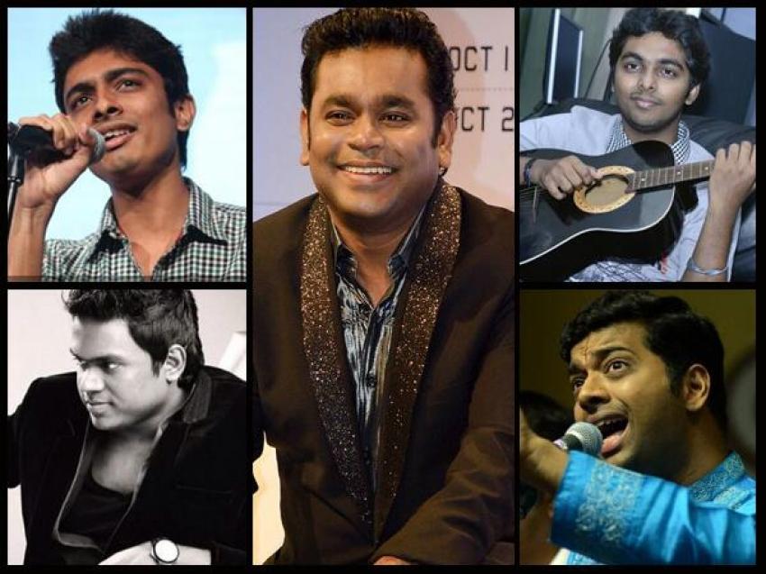 Nominees of Filmfare Awards 2014 South Photos