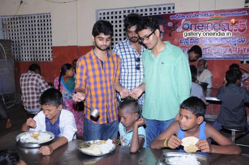 Nara Rohit Birthday Celebrations 2014 Photos