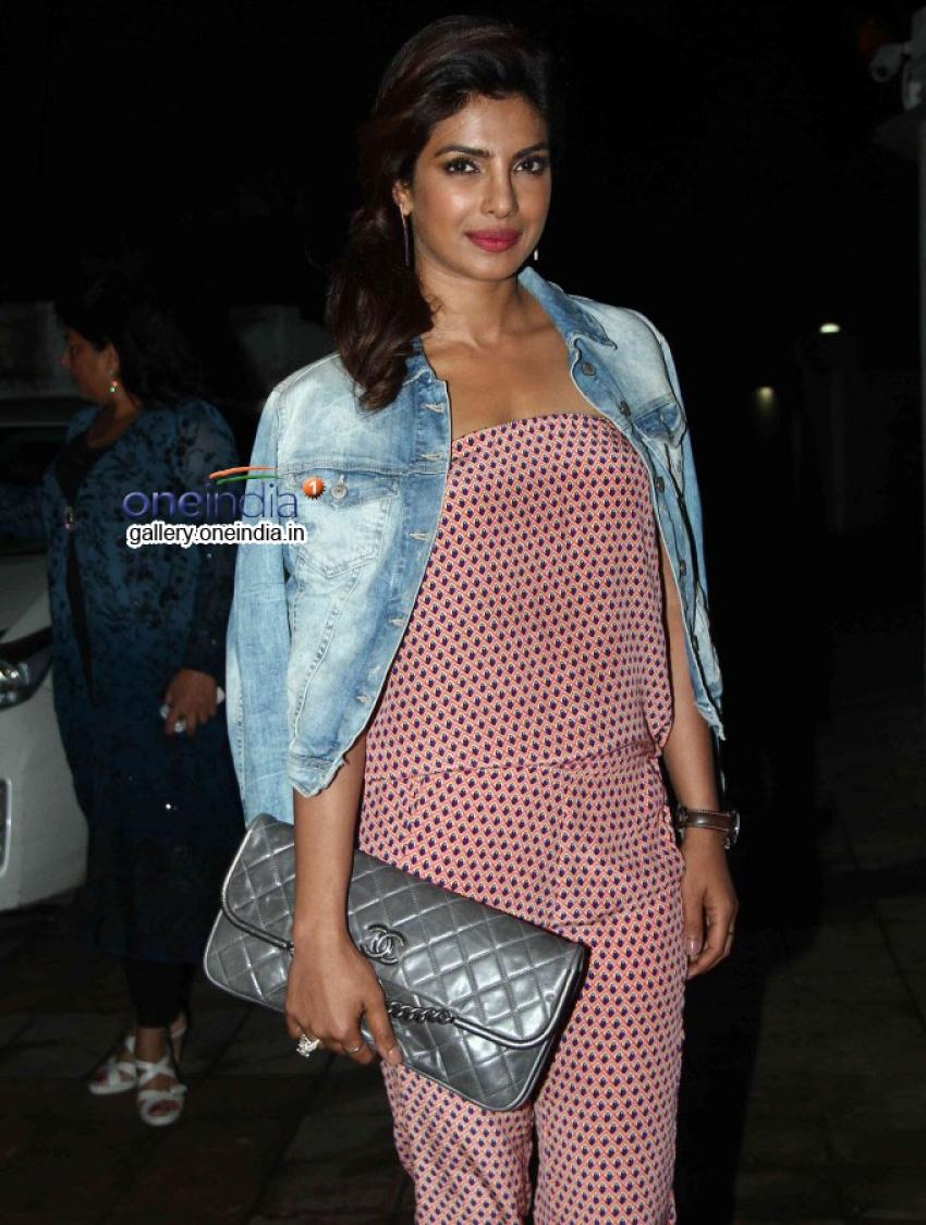 Sanjay Leela Bhansali Hosted Birthday Party for Priyanka Chopra Photos