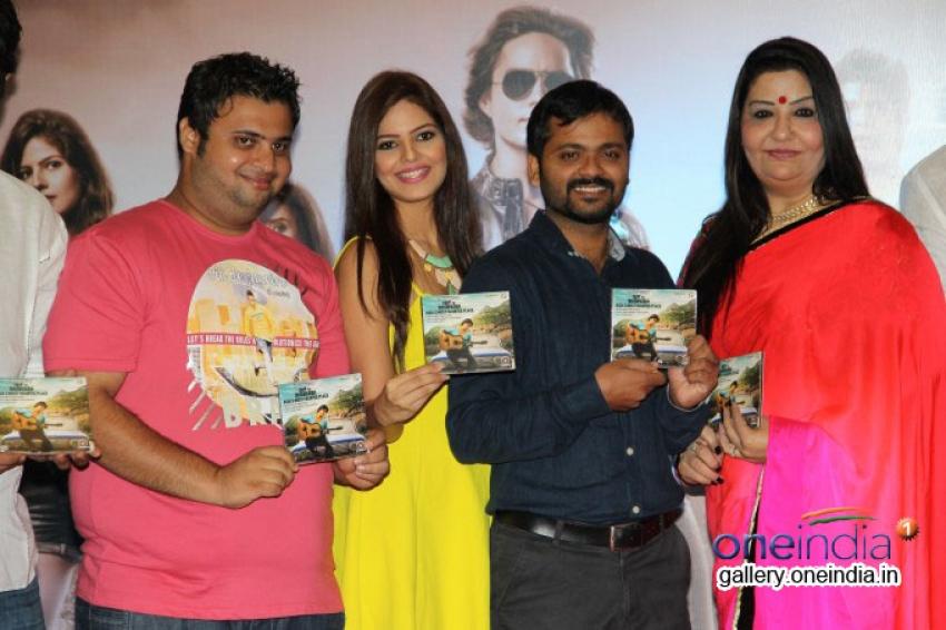 Trip to Bhangarh Music Launch Photos