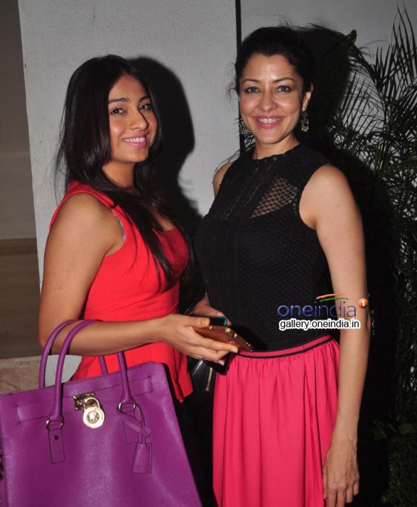 Ritesh Deshmukh's Marathi Film Lai Bhaari Special Screening Photos
