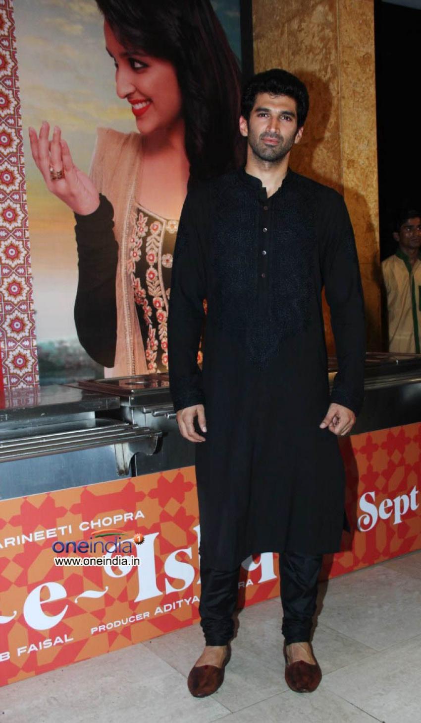 Trailer Launch of Daawat-E-Ishq at Yash Raj Studios Photos