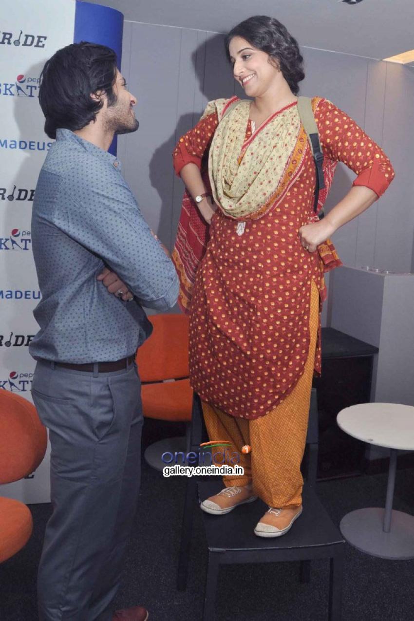 Press Conference of Bobby Jasoos at Gurgaon Photos