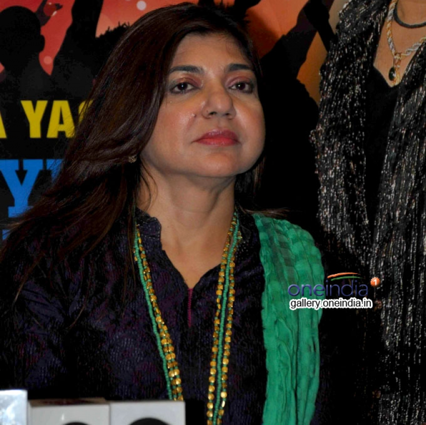 Alka Yagnik and Kumar Sanu unveils Stardust's London Concert Photos
