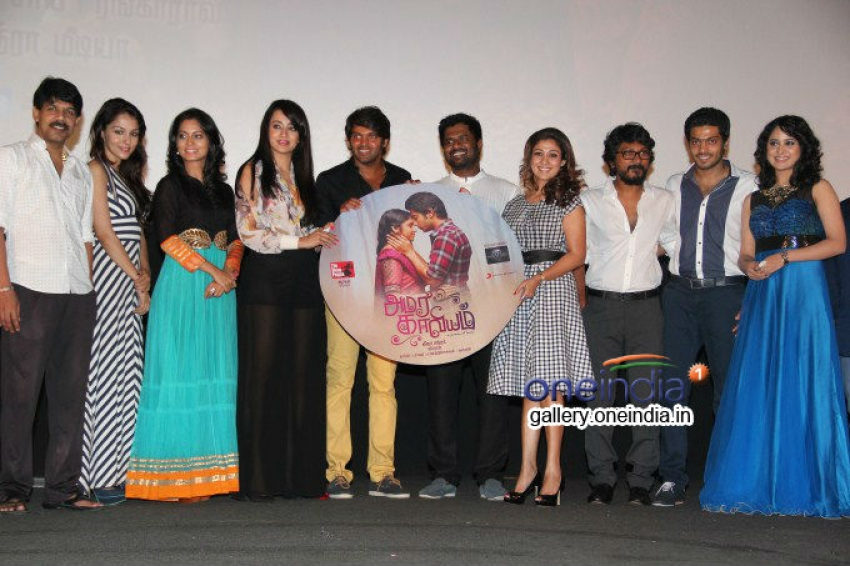 Amarakaaviyam Audio Launch Photos