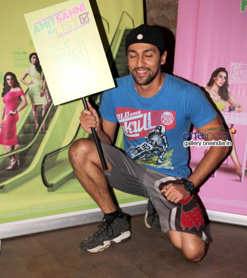 Amit Sahni Ki List Special Screening Photos