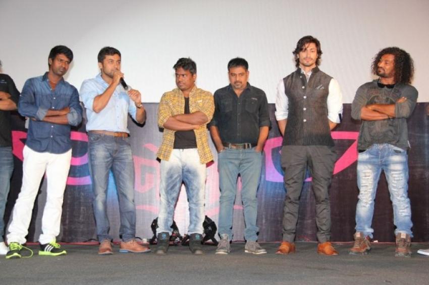 Anjaan Music Launch Photos