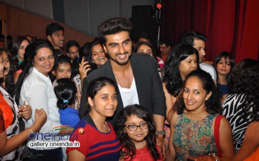 Arjun Kapoor at Shiamak Davar's Show Selcouth at NCPA Photos