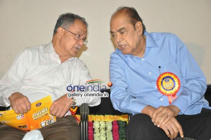 Best of Indian Cinema Film Festival Press Meet Photos