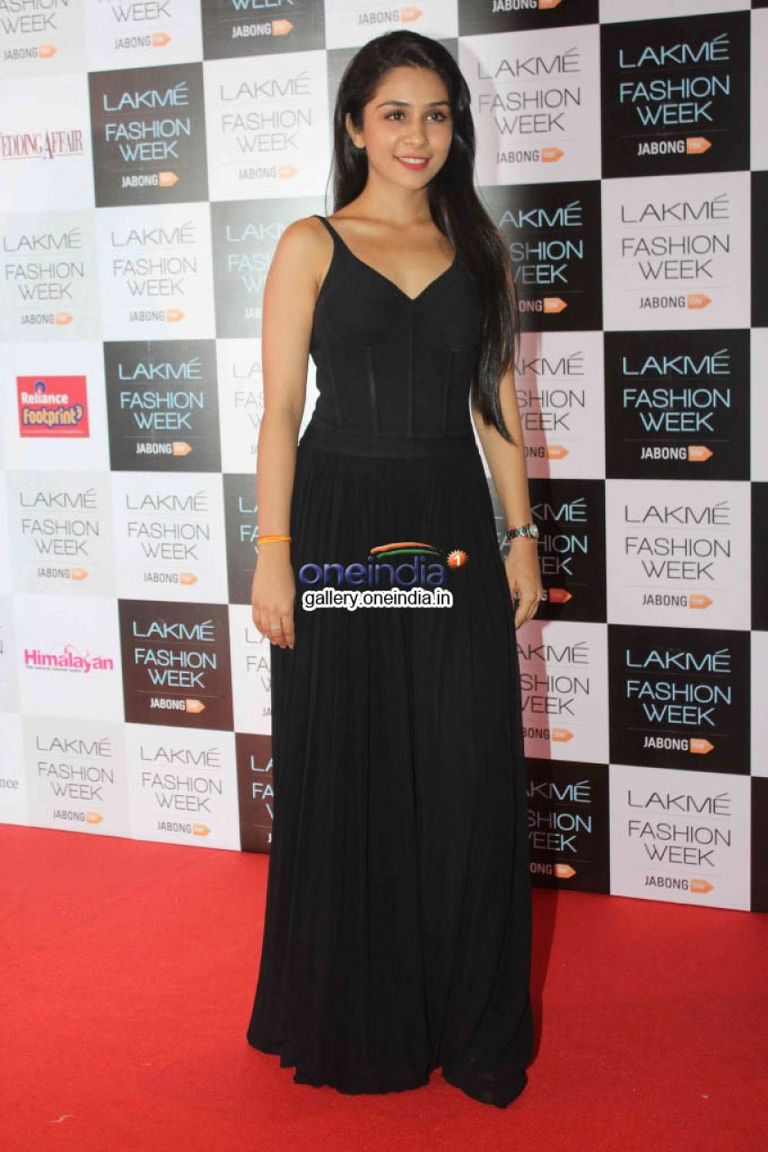 Curtain Raiser of Lakme Fashion Week 2014 Photos