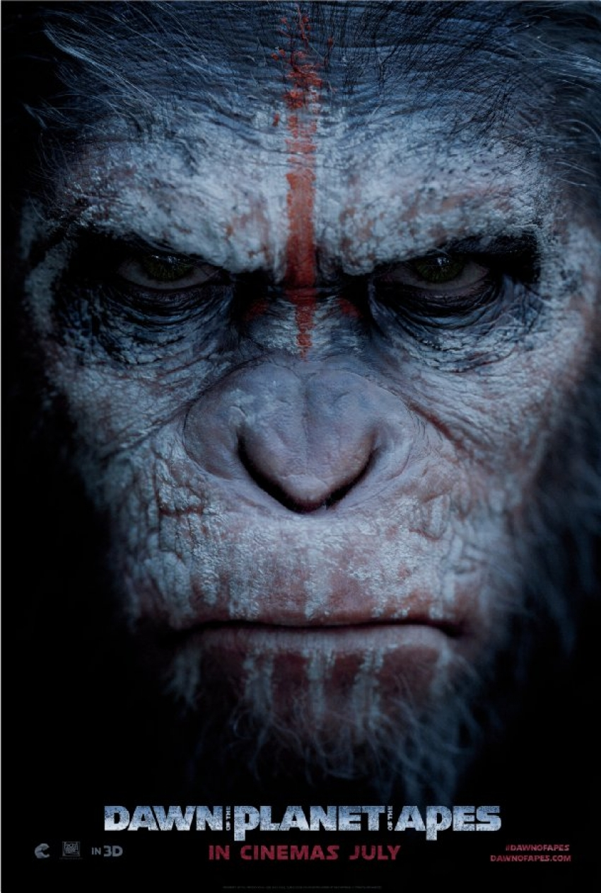 Dawn of the Planet of the Apes Photos