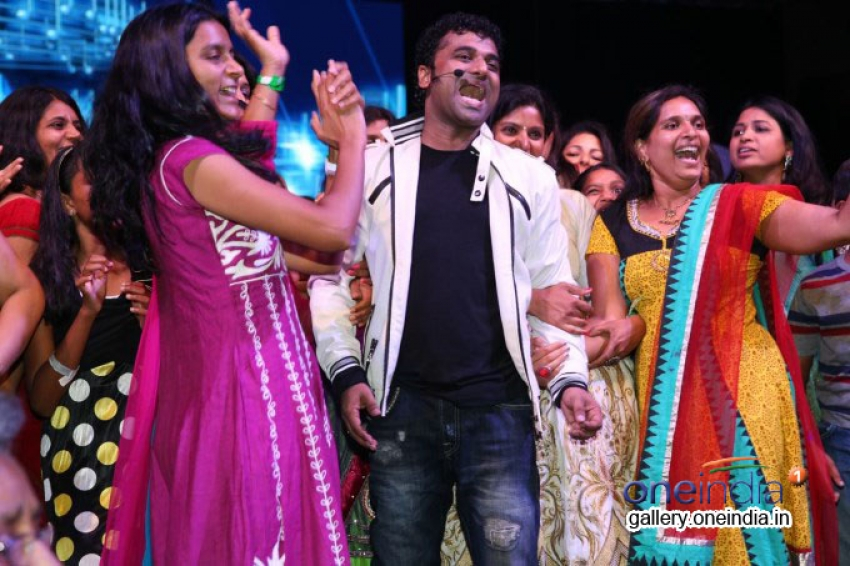 Devi Sri Prasad Performance at Atlanta Photos