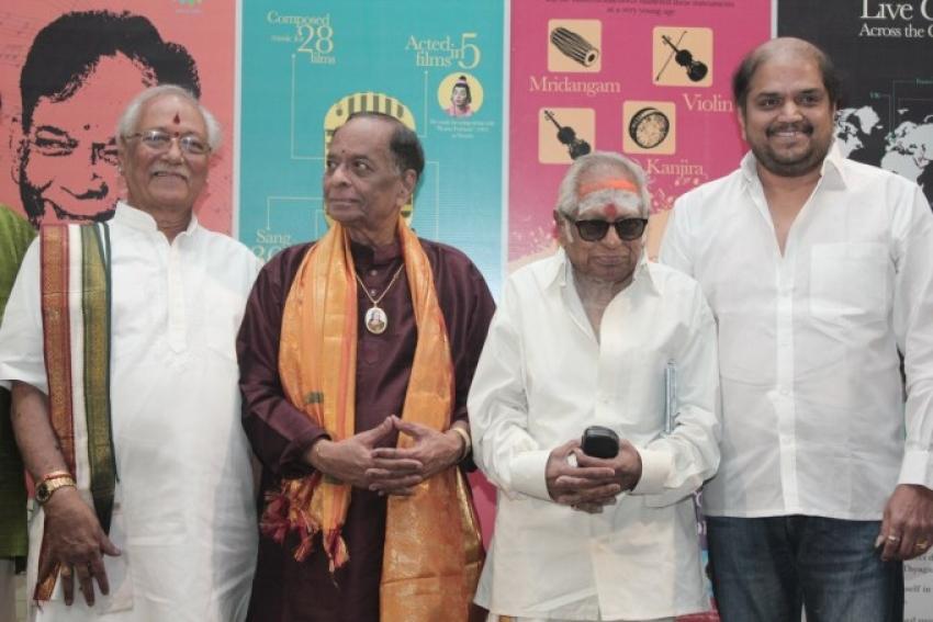 Dr. Balamurali Krishna 84th Birthday Celebrations Photos