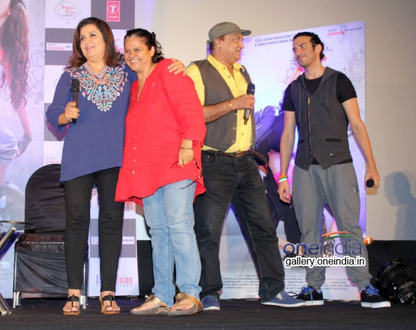 Mad About Dance Trailer Launch Photos