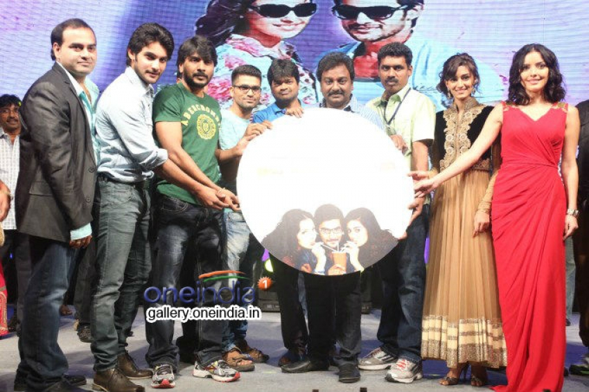 Galipatam Audio Launch Photos