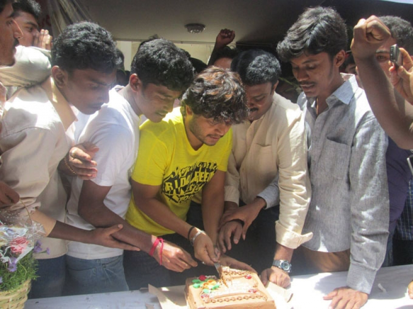 Golden Star Ganesh 34th Birthday Bash Photos