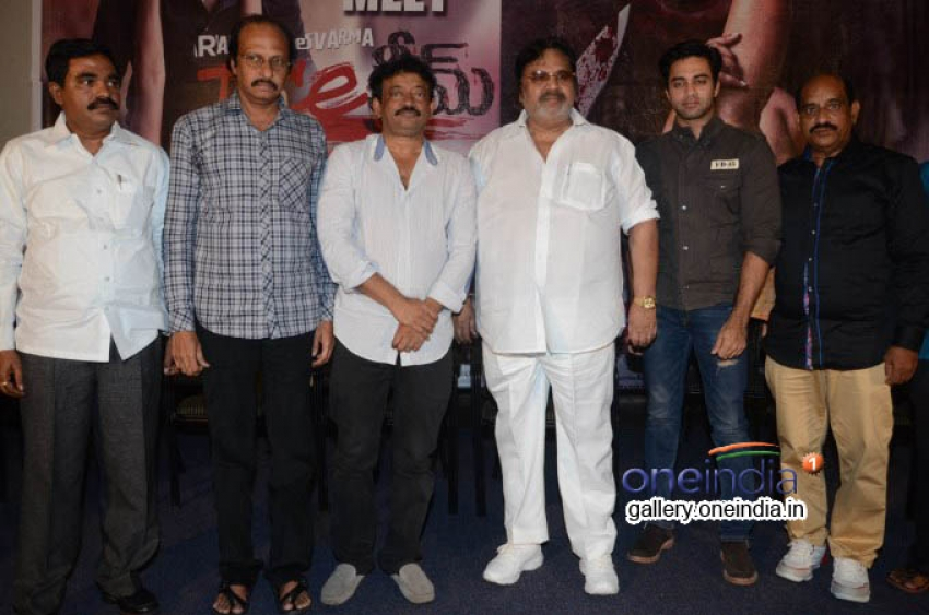 Ice Cream Movie Success Meet Photos