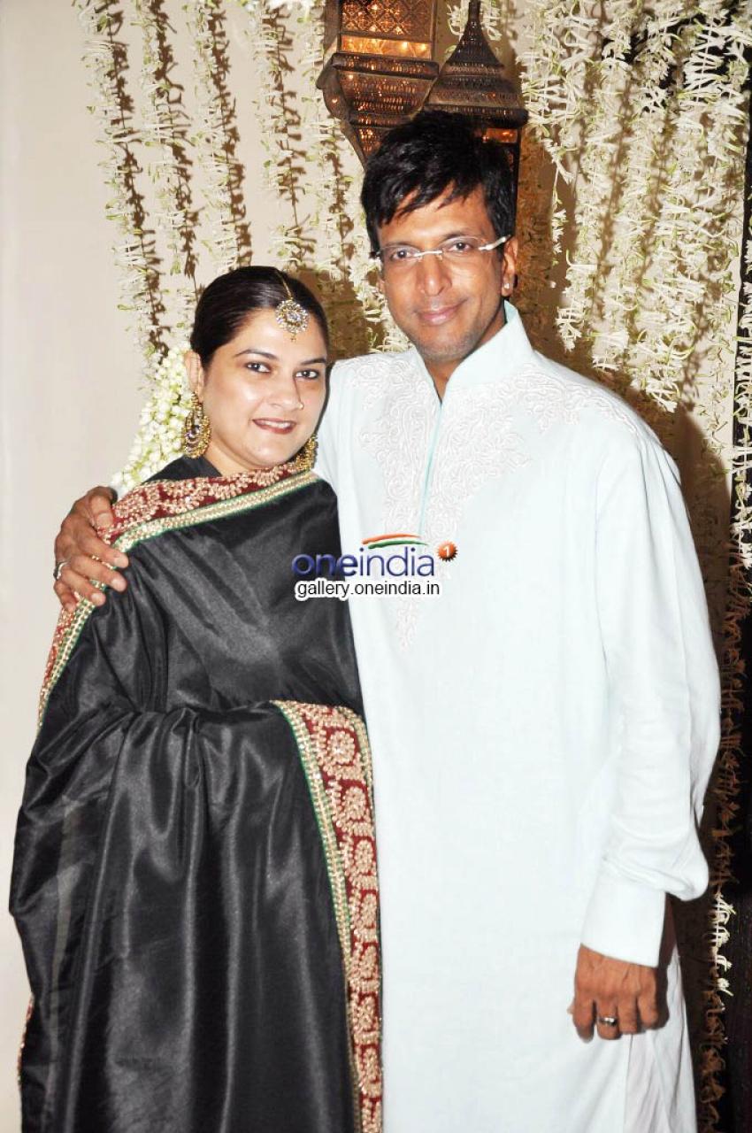 Javed Jaffrey Celebrates Eid Bash 2014 Photos