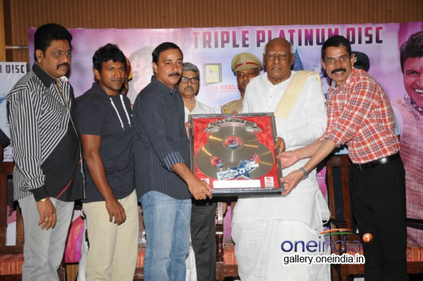 Power Movie Triple Platinum Disc Launches Photos