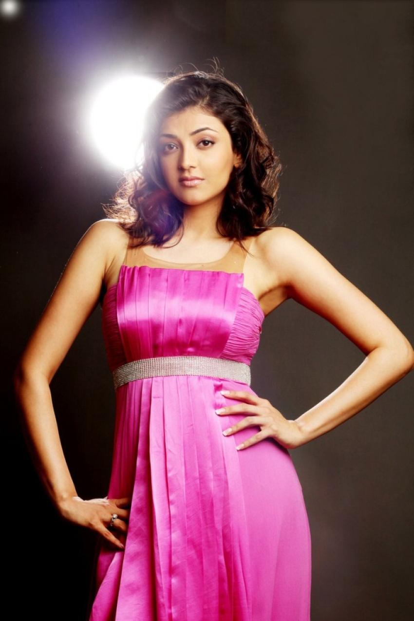 Kajal Aggarwal Stylish in Designer Wear Photos