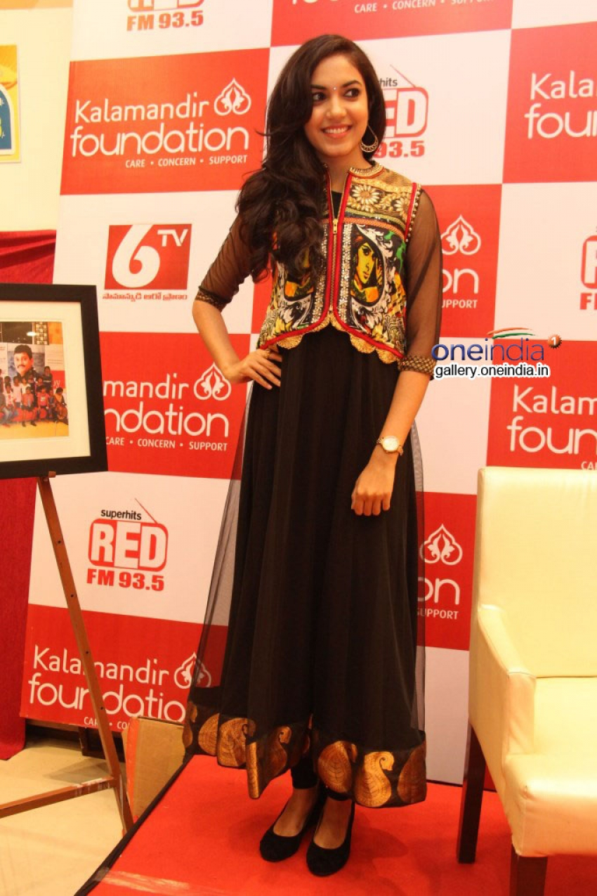 Kalamandir Fashion Show Photos