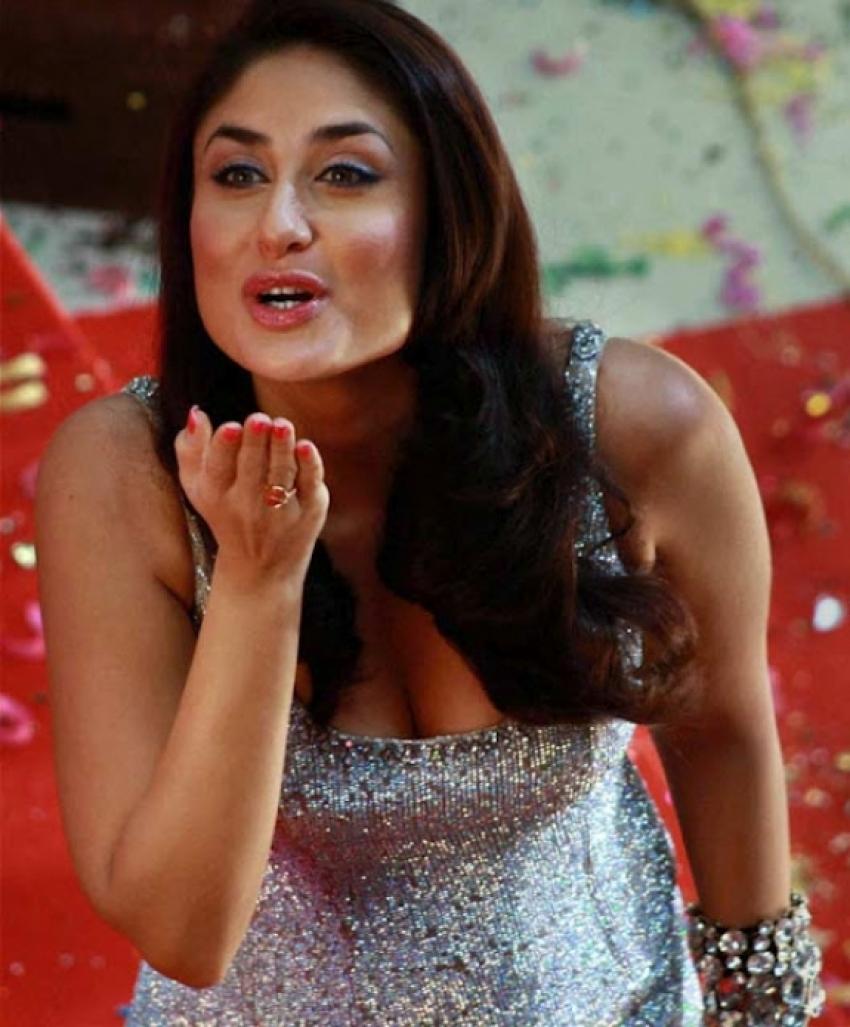 Kareena Kapoor's Oops Moments Photos