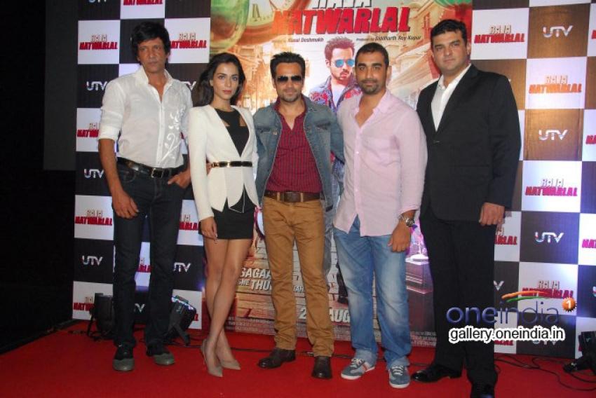 Raja Natwarlal Trailer Launch Photos