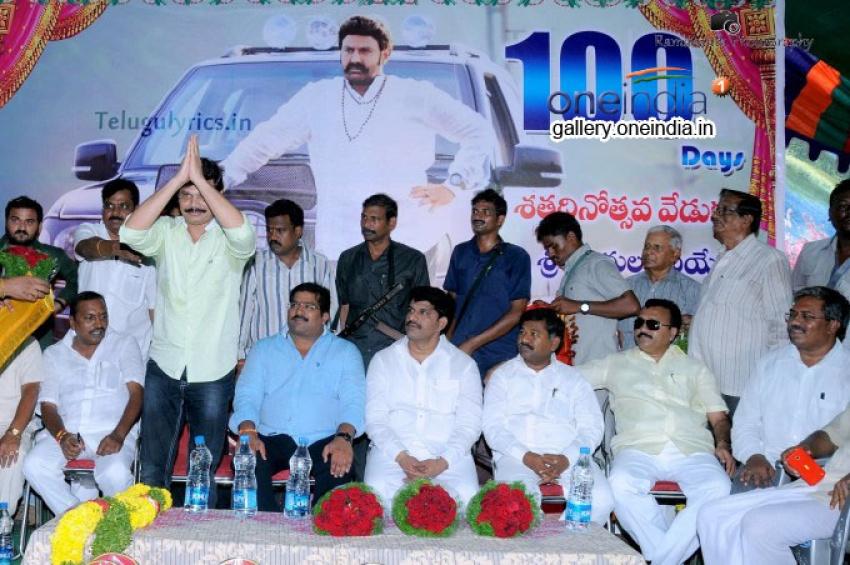 Legend 100 Days Celebration Photos