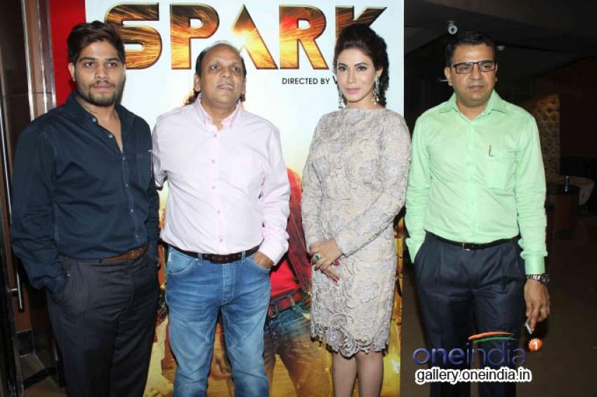 Spark Film Trailer launch Photos