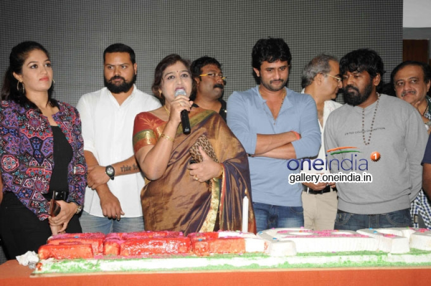 Bahuparak Movie Press Meet Photos