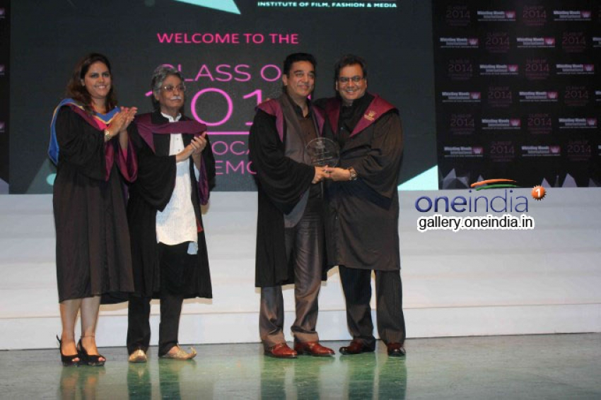 Whistling Woods International 7th Annual Convocation Photos
