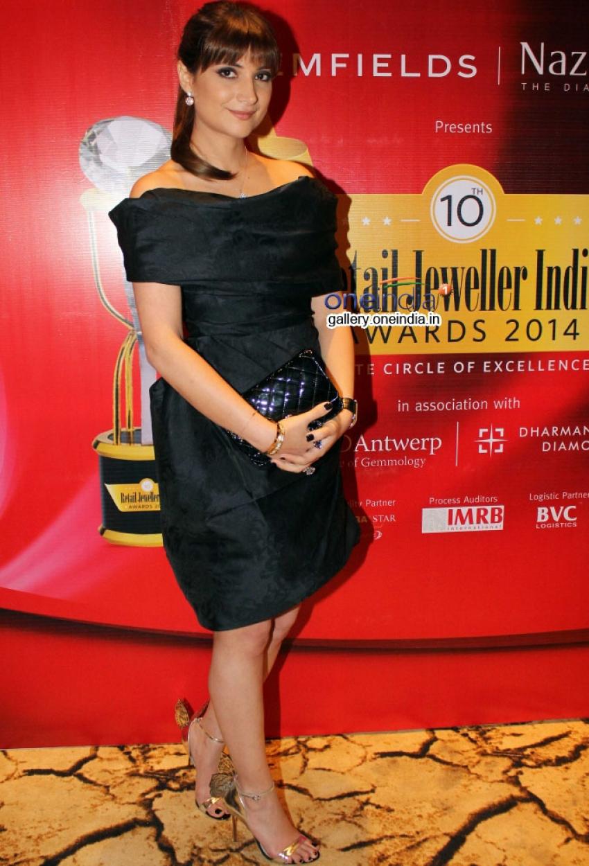 10th Retail Jeweller India Awards 2014 Jury Meet Photos