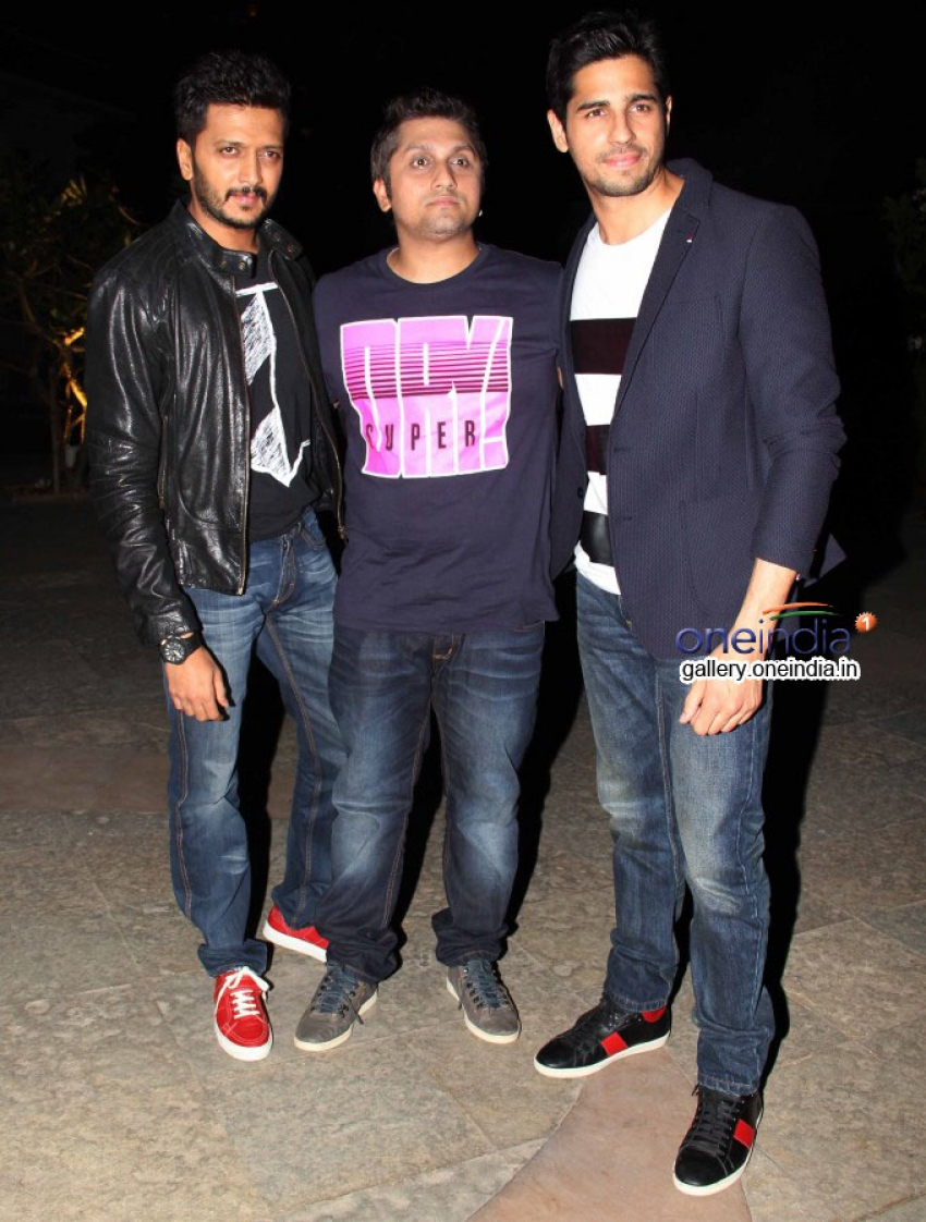 Success Party of Ek Villain Photos