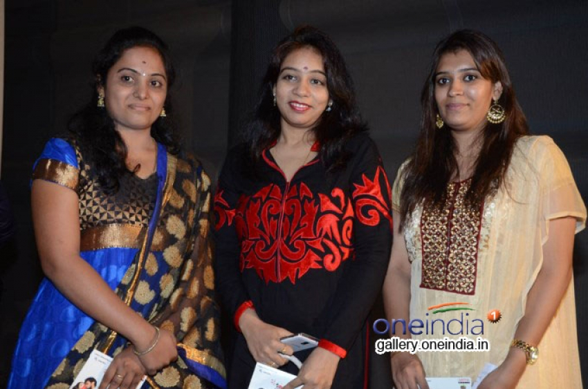 Oka Criminal Prema Katha Audio Launch Photos